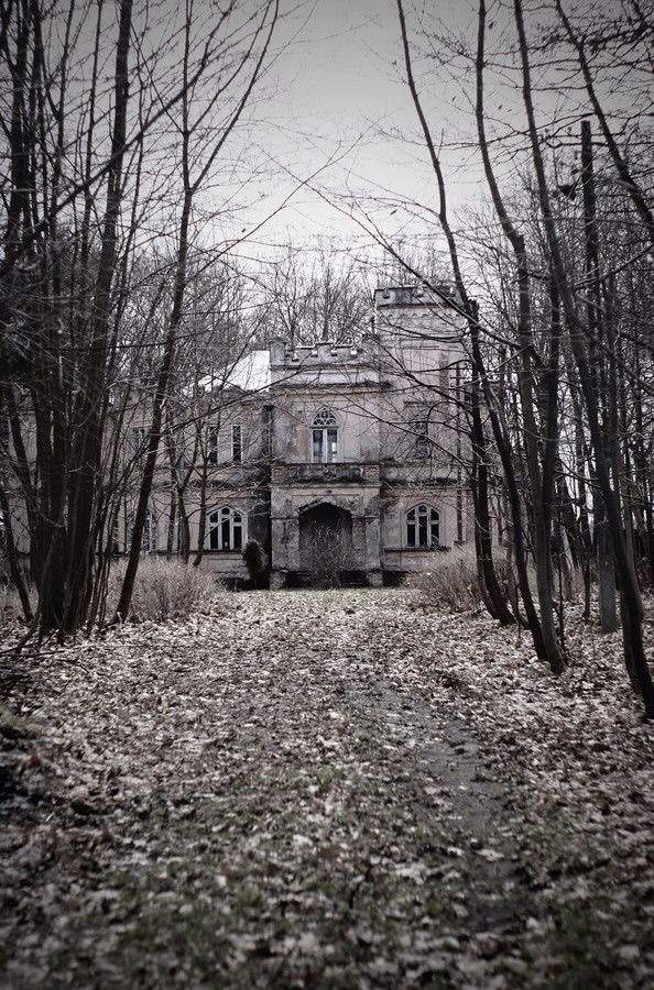 slenderman mansion
