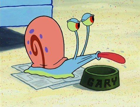 Gary the Snail Wiki Cartoon Amino