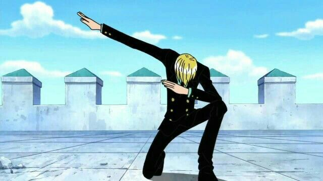 Who Can Dab The Best Naruto Or Sanji Anime Amino