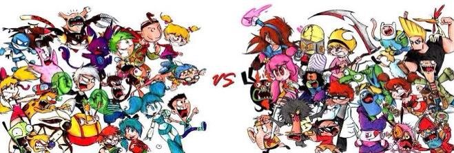 Cartoon Network Vs Nickelodeon Vs Disney Channel Childhood Faceoff