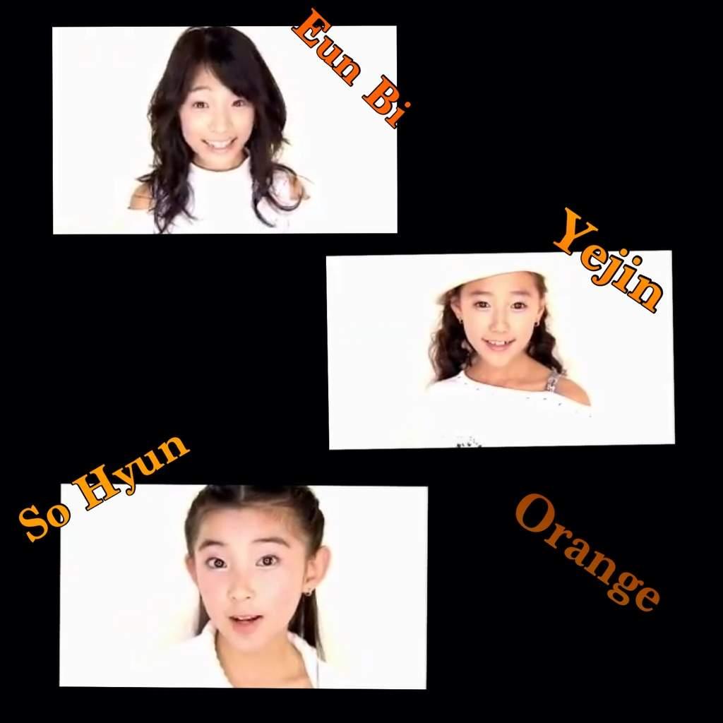 About Orange (Disbanded) | K-Pop Amino