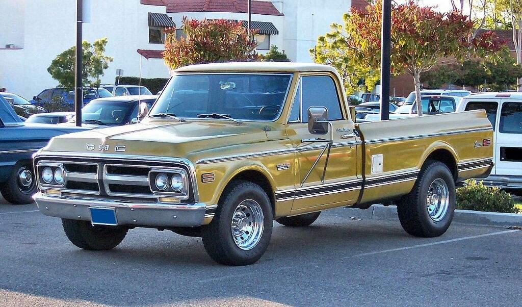 1967-1972 Chevrolet/GMC C/K Pickup Trucks and SUVs | Wiki