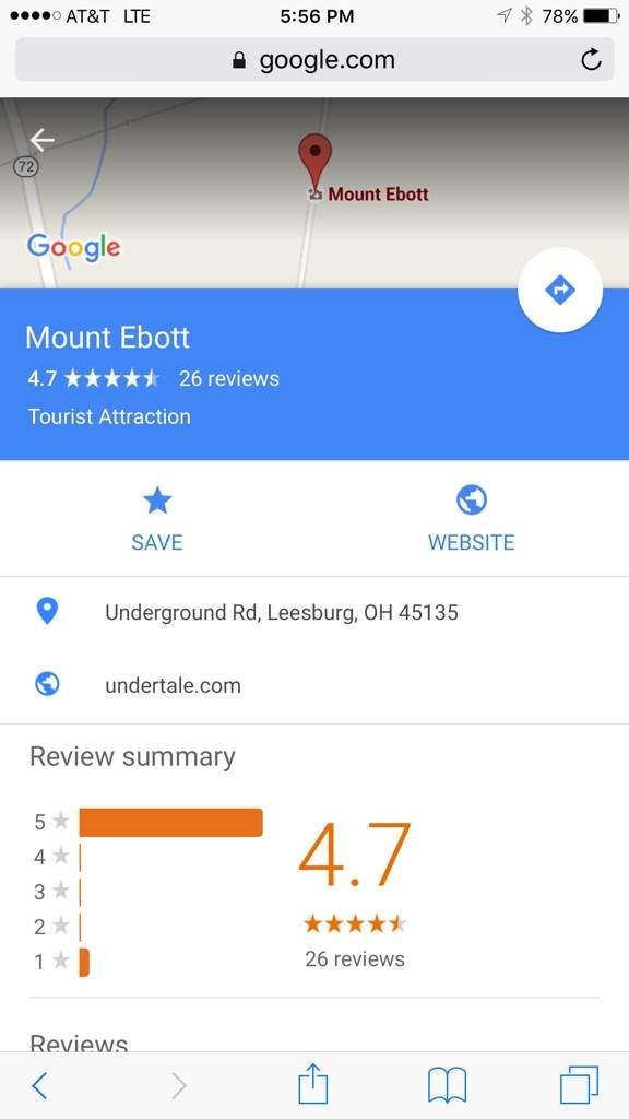 Mount Ebott on Google maps! | Undertale Amino