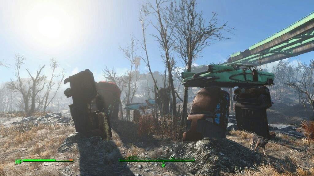 Easter Eggs Of Fallout 4 Carhenge Fallout Amino