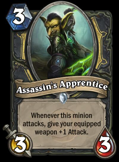Rogue card concepts and the combo mechanic | Hearthstone Amino