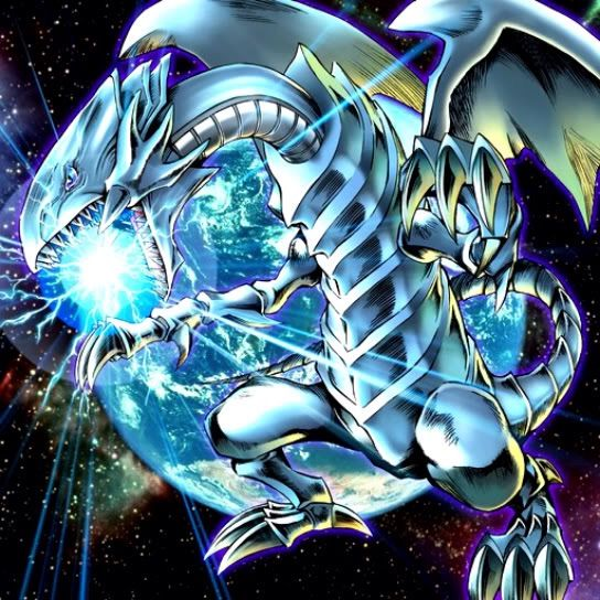 1 Despite Being Called A White Dragon This Monster Is Usually Depicted As Blue