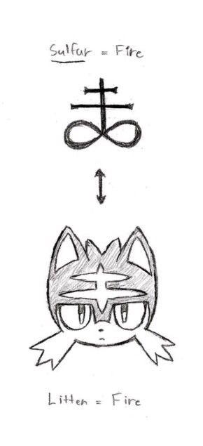 Alola Startersthree Alchemical Principles Pokmon Amino