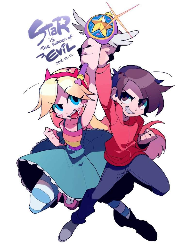 Just you know without the clow cards and marco would have been stars friend since the very beginning rather than her rival who eventually turns into her