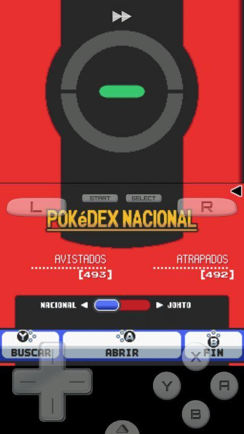Pokedex Nacional cuarta generación | •Pokémon• En Español Amino