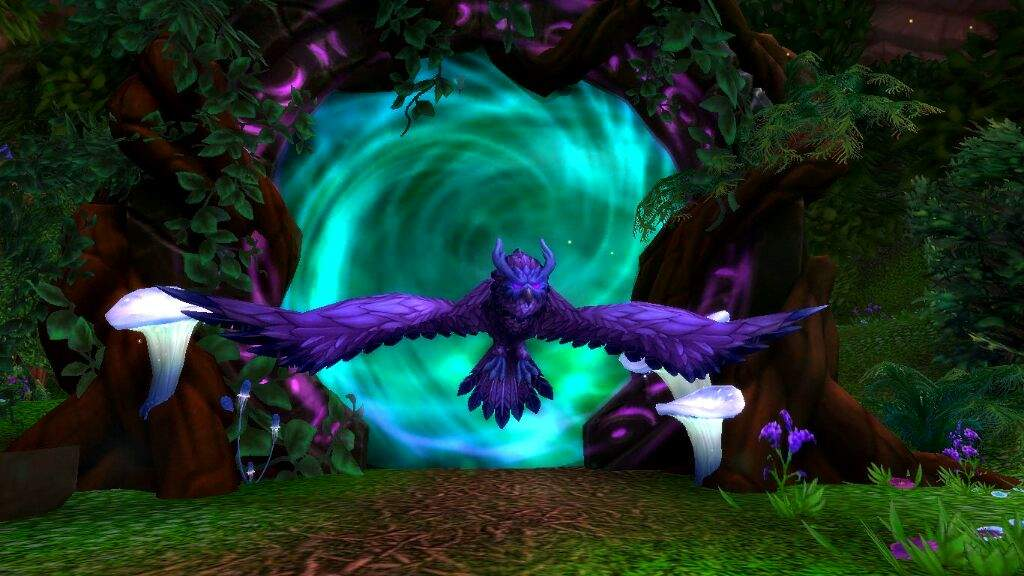 Legion Beta: Druid Flight Form | WoW Amino