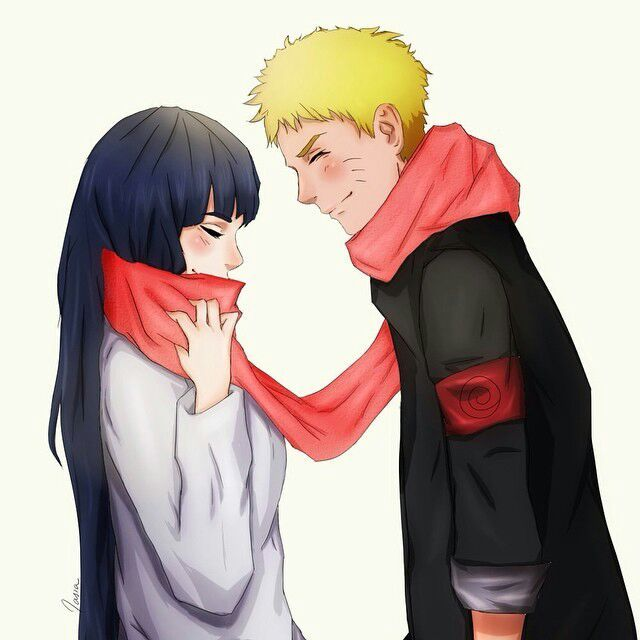 Will naruto hook up with hinata