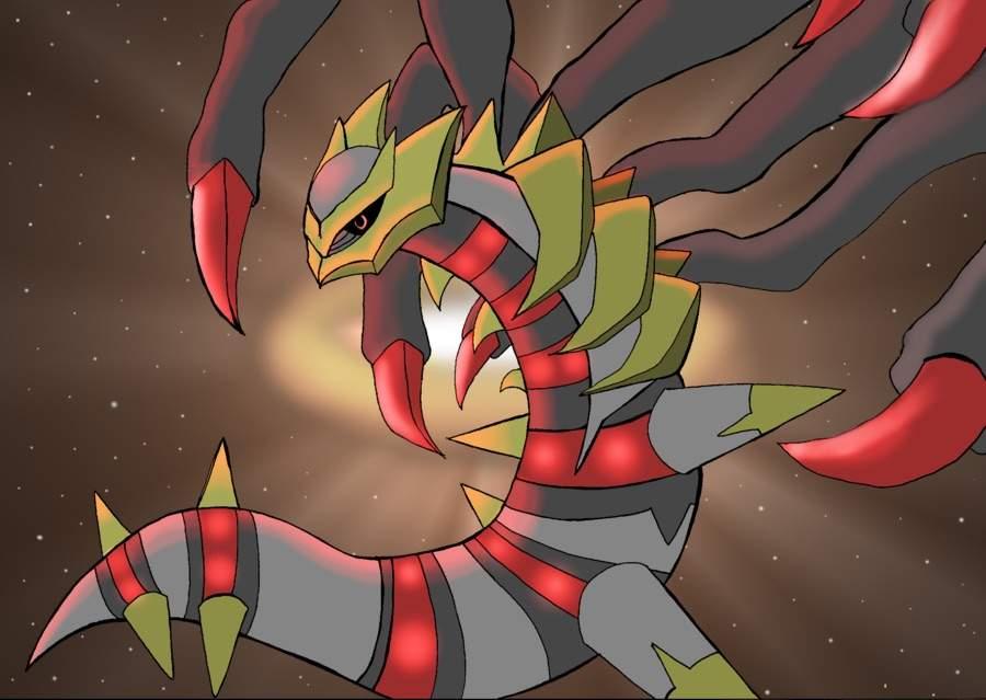 Giratina』   Pokémon Amino