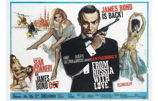 James Bond Reviews: My Top 10 James Bond Theme Songs