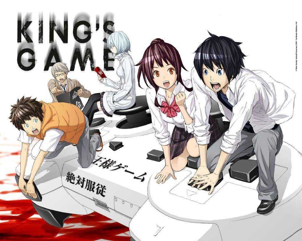 Reseña De King S Game El Manga Anime Amino