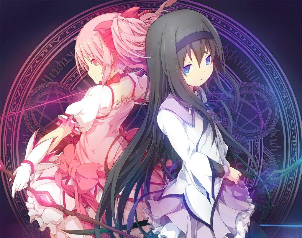 Anyway vote for madoka magica if you think this is the best magic girl anime