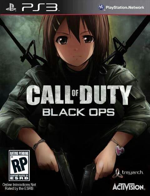 Call Of Duty Anime Anime Amino