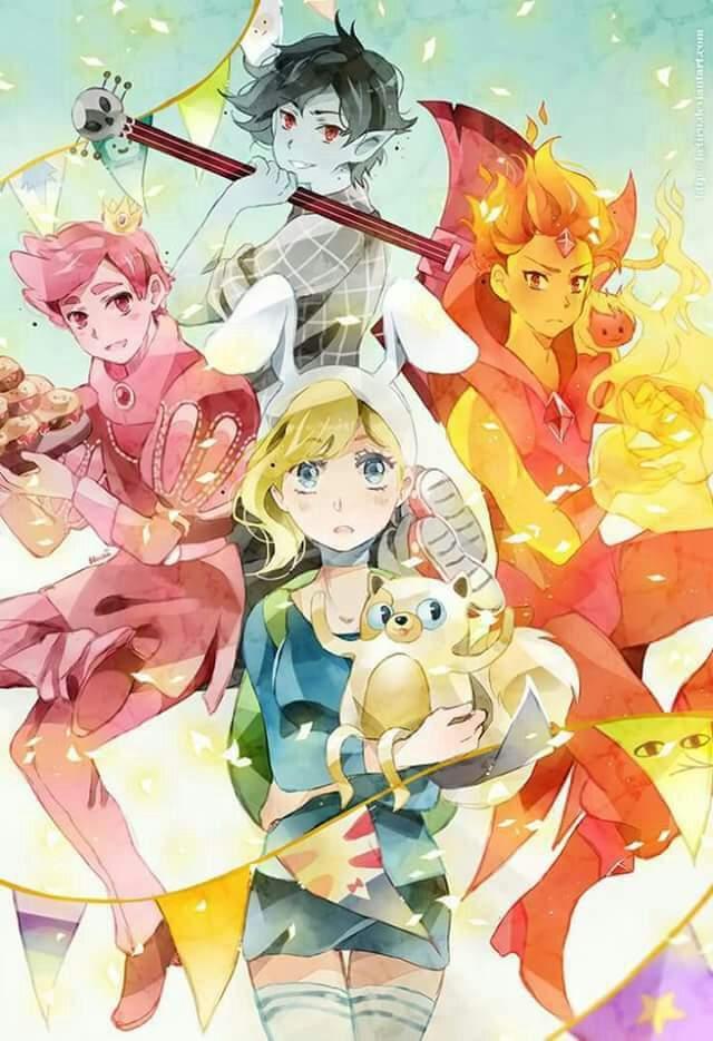 Hora de aventura anime amino amo hora de aventura altavistaventures Gallery