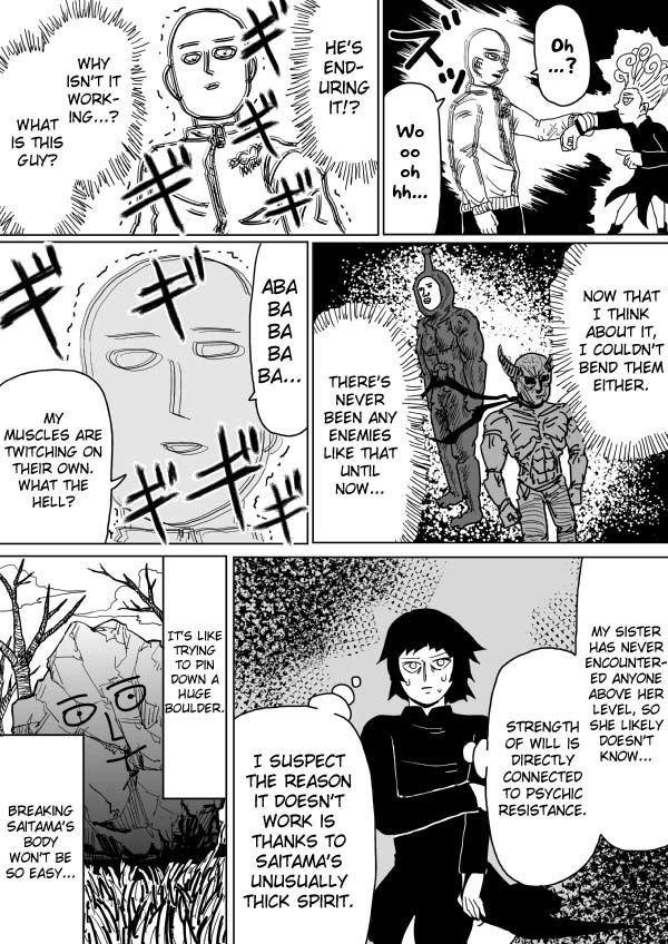 One-Punch Man Blast & God Theory | Anime Amino