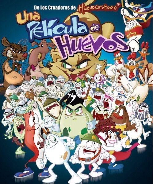 Animación Mexicana Una Película De Huevos Cartoon Amino Español Amino