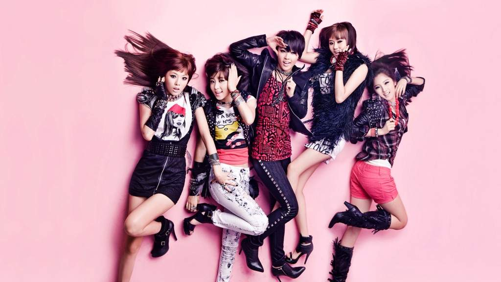 which 4minute member are you