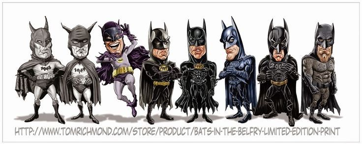Evolution Of Batman & Evolution Of Batman | Comics Amino