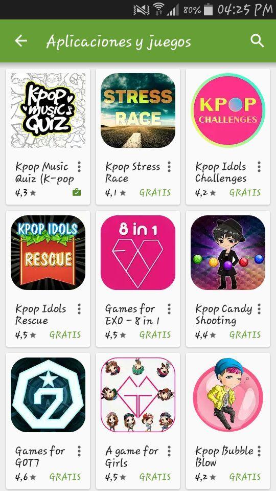 App De Juegos Sobre Kpop K Pop Amino