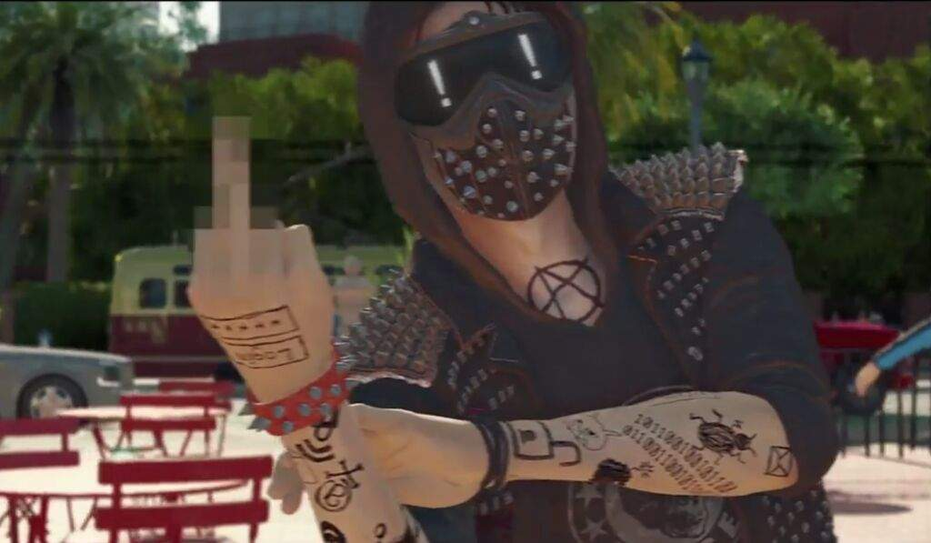 """Wrench From Watch Dogs 2: Wrench Is The """"Deadpool"""" Of Watch Dogs 2"""