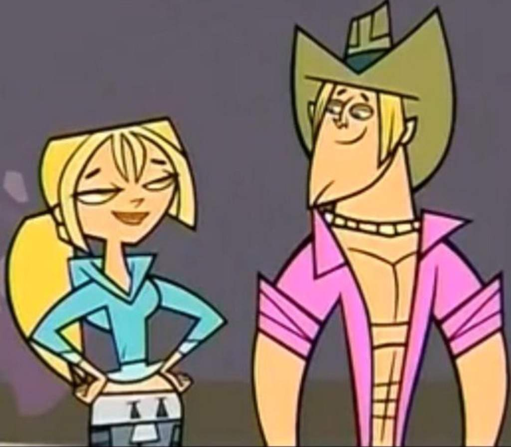 Favorite Total Drama Couple