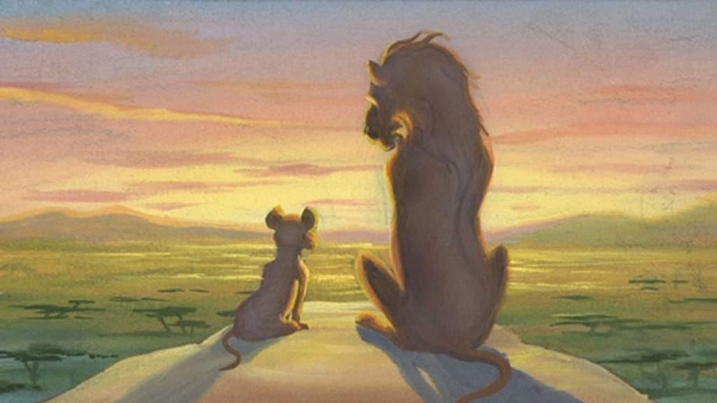 Disneys Artwork The Lion King Cartoon Amino