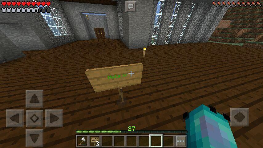 Letras de colores en minecraft pe :v (sin mods) | Minecraft Amino ...