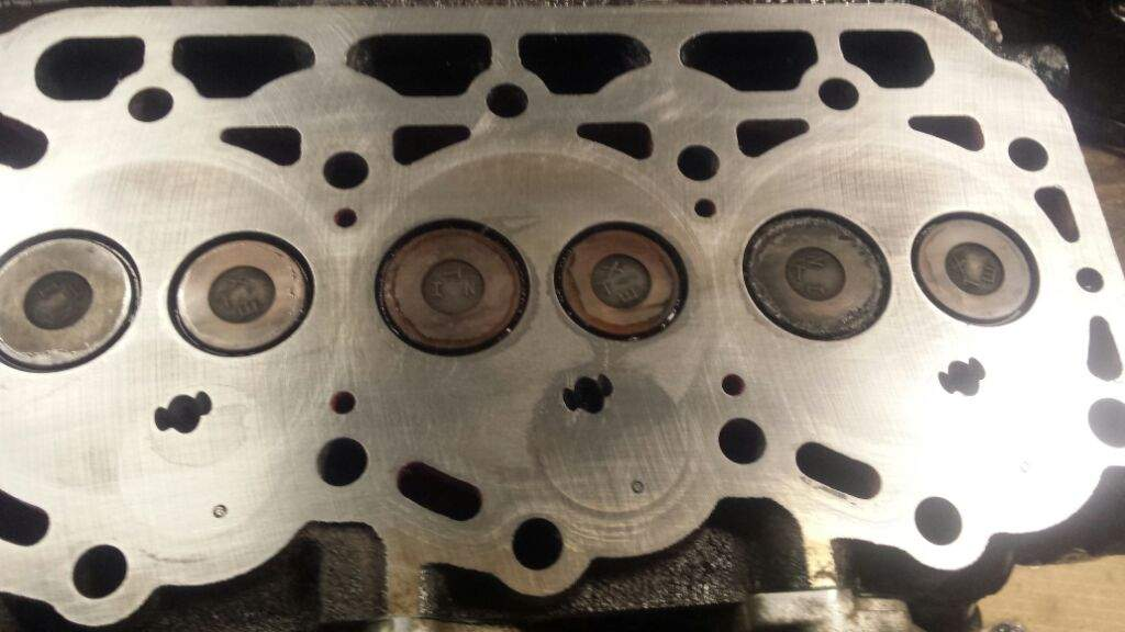 Kawasaki Mule- cracked cylinder head | Garage Amino