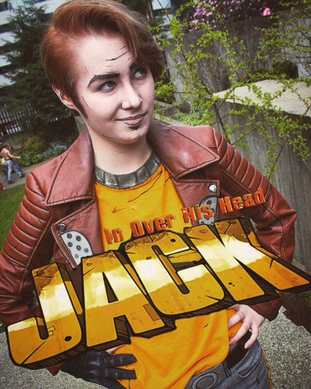 Handsome Jack Borderlands The Pre Sequel Cosplay Amino
