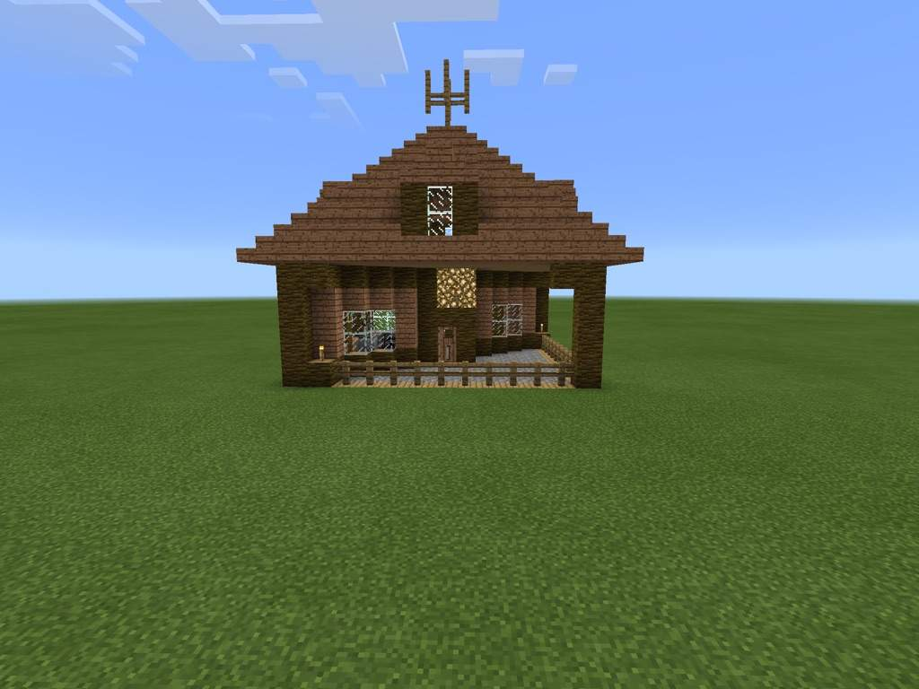 Oriental House Build 2 Minecraft Amino