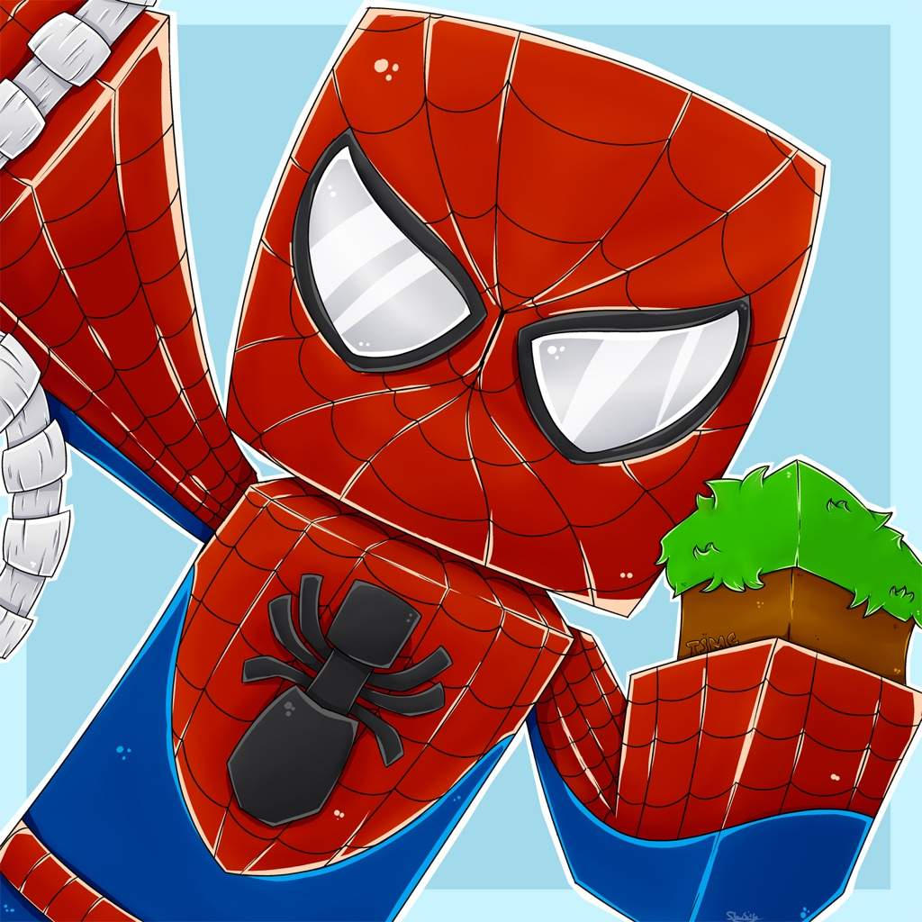 TSMCs Minecraft SpiderMan Profile Minecraft Amino - Skins para minecraft pe de spiderman