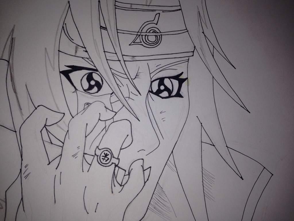 Drawing Itachi Uchiha Naruto Amino