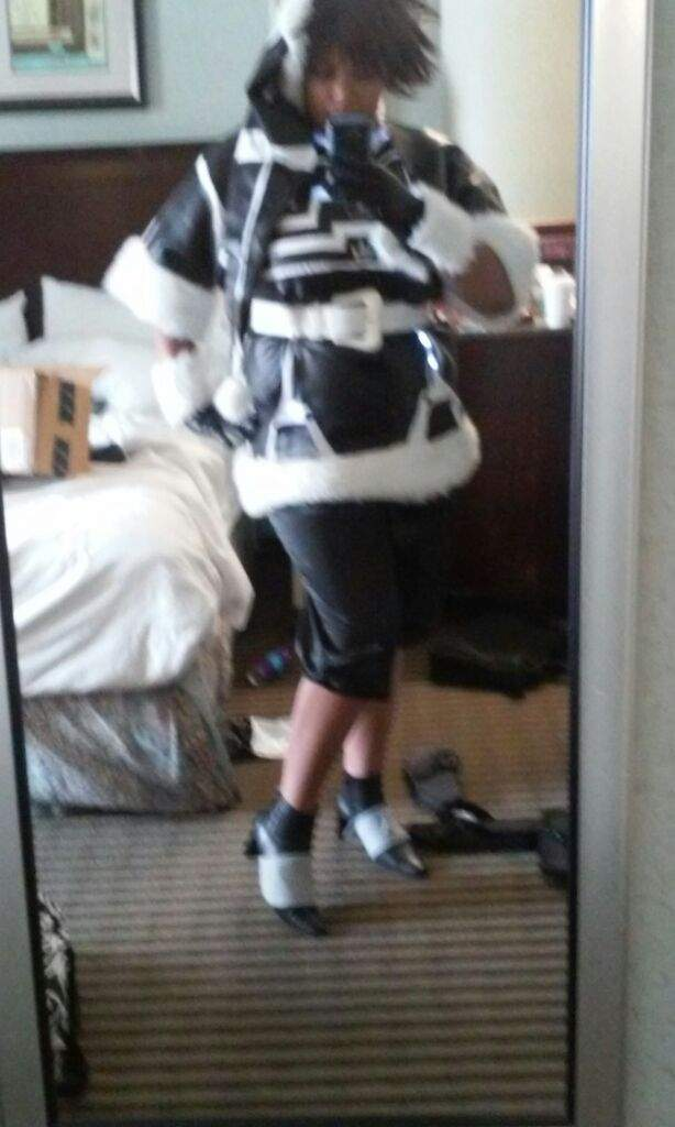 Sora Christmas Town Cosplay.Sora Christmas Tron Cosplay Kingdom Hearts Amino