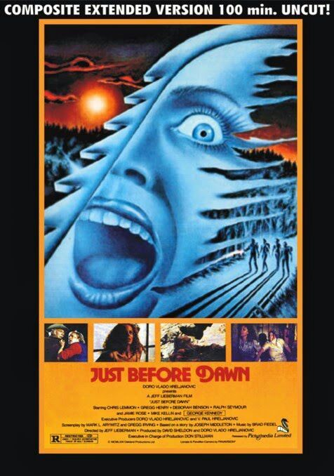 Image result for just before dawn movie
