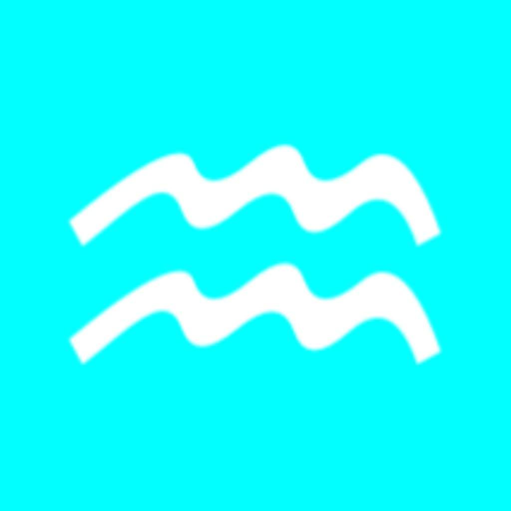 Aquarius zodiac amino zodiac symbol water bearer biocorpaavc Choice Image