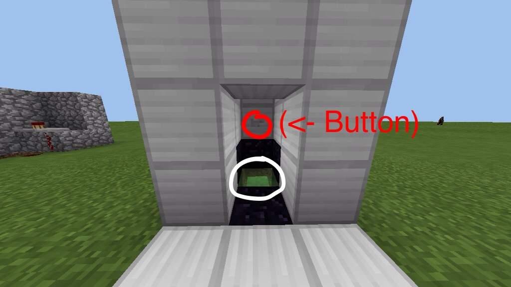 Slime Elevator Minecraft Amino