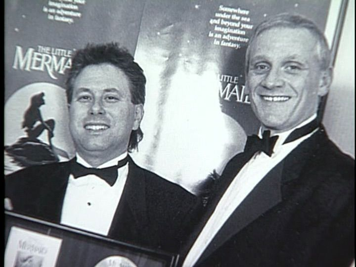 Aladdin Began As An Idea Thanks To This Two, And Began Development, But  Howard, After Receiving Him And Alan The Oscar For The Little Mermaid, ...