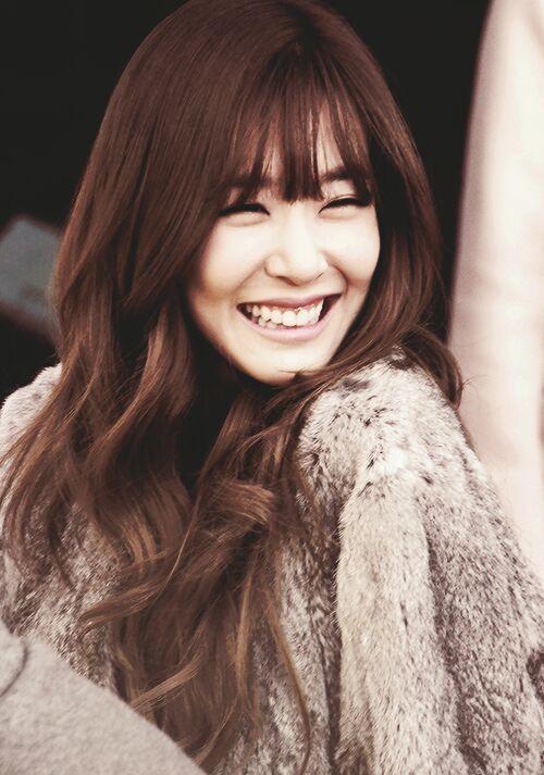 tiffany snsd smile