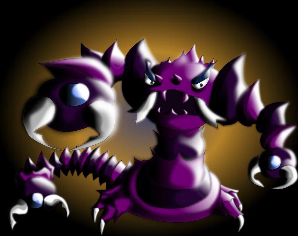 Re Vamp 10 Top 5 Favourite Poison Types Pokémon Amino