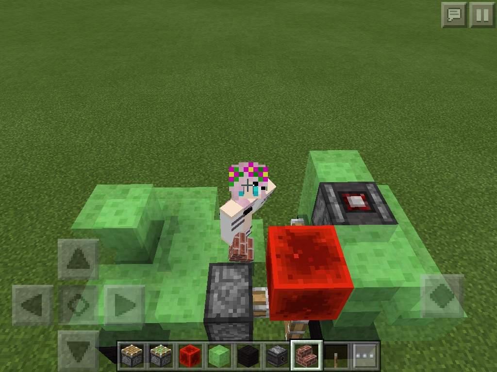 🚘MOVING CAR🚘-MCPE⛏ | Minecraft Amino