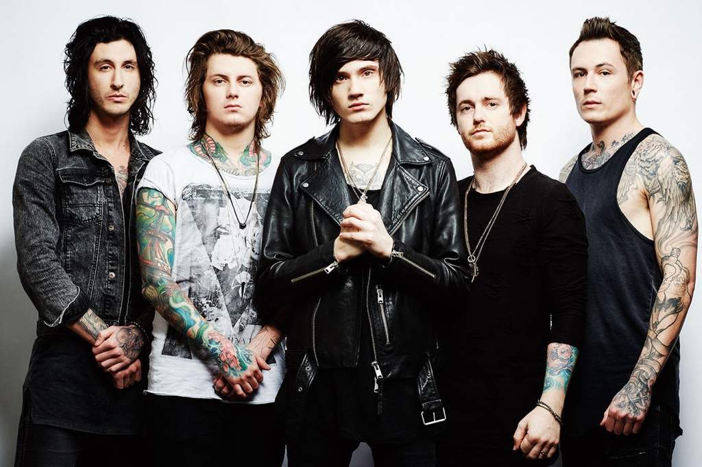 Asking Alexandria Formed In 2008 Is One Of The Most Successful Metal Bands Modern Era And Heaviest Metalcore They Have Four