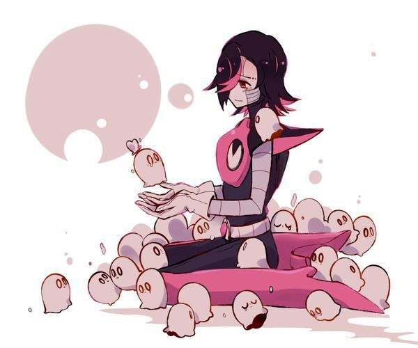 Napstablook And Mettaton Cute Undertale Amino