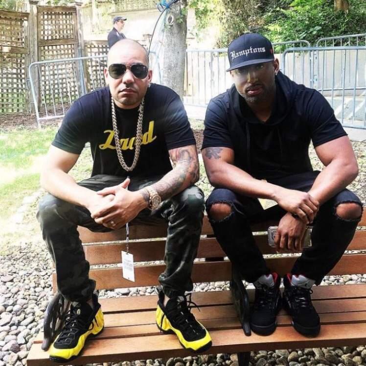 "64a72c68687e DJ Khaled – Air Jordan 4 ""Bred"" x Jeezy – Nike Air Force 1 High x Jay-Z –  adidas Originals Campus ..."