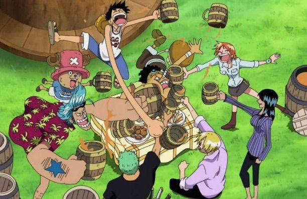 267dd181a162d One Piece  My Dream Team Pirate Crew!