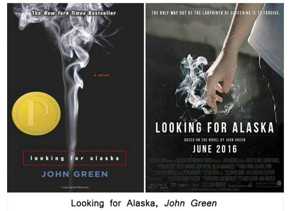 Looking For Alaska Page: Books & Writing Amino