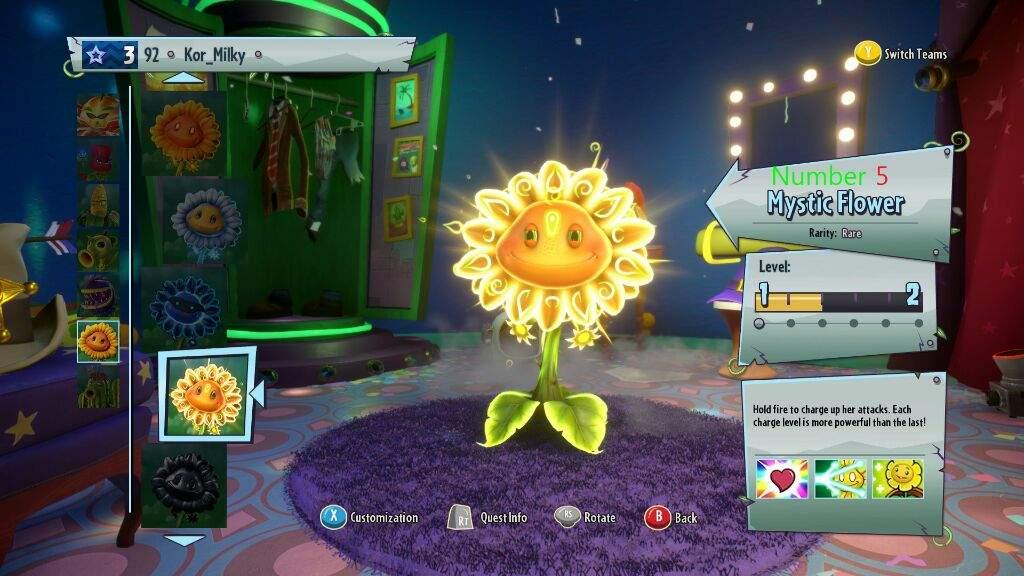Plants Vs Zombies Garden Warfare 2 Best Sunflower Hd Image
