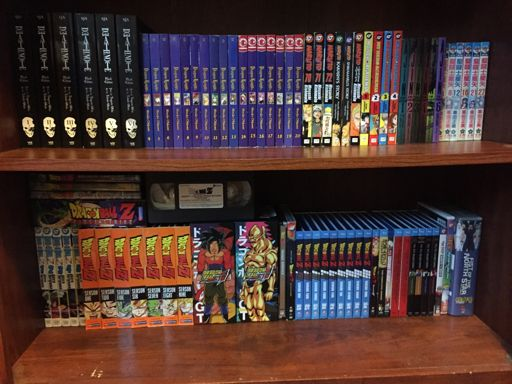 Anime Freecss Here To Share My Manga Collection I Recently Acquired More Then Can Handle So Will Need Get A Better Bookshelf Soon